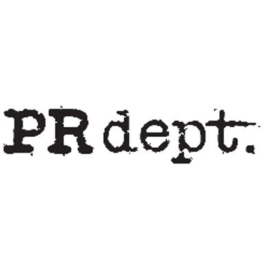 PR dept